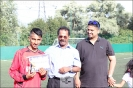 KCA FOOTBALL TOURNAMENT 2014 - TOP SCORER - Rahul Gopinathan ( SG-5 )