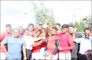 KCA FOOTBALL TOURNAMENT - CHAMPIONS 2014 -  CHOP CAR